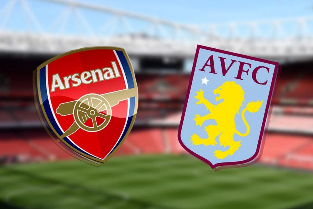 Arsenal vs Aston Villa Prediction and news
